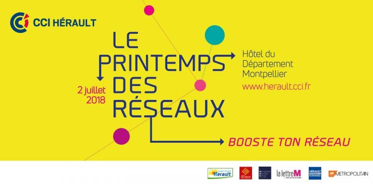 Printemps Des Réseaux CCI Montpellier